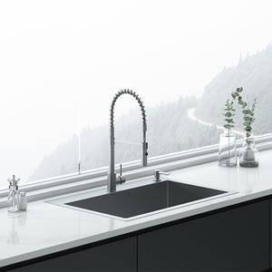Culver 33x22-inch Stainless Steel Kitchen Sink Kit